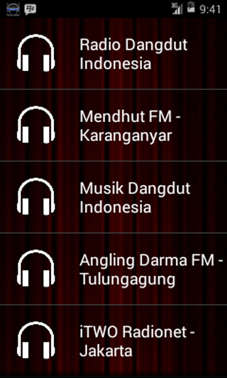 OK-Dut Radio - screenshot