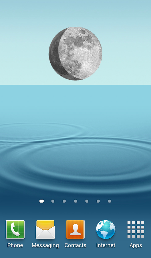Lunar Phase- screenshot