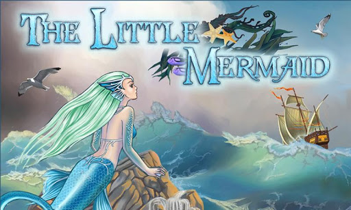Little Mermaid Kids' Storybook