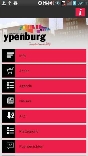 Winkelcentrum Ypenburg