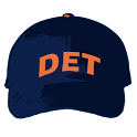 Baseball Pocket Sked - Tigers icon