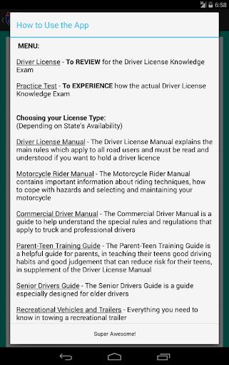 玩免費書籍APP|下載内布拉斯加州DMV手册 app不用錢|硬是要APP