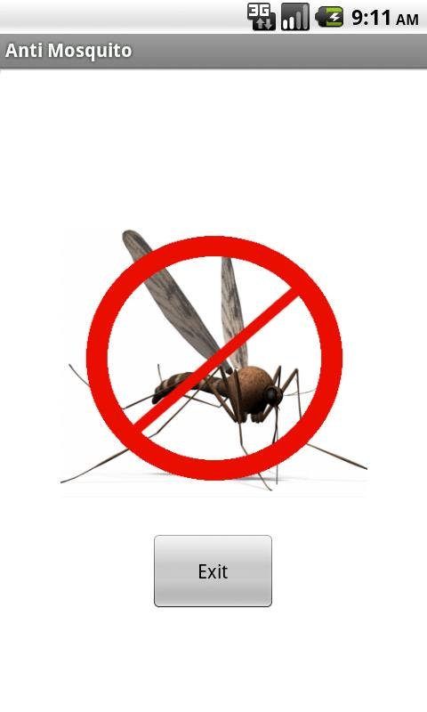 Anti Mosquito - screenshot