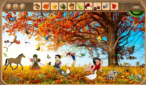 Autumn Landscape Hidden Object