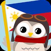 Gus Learns Filipino (Tagalog)