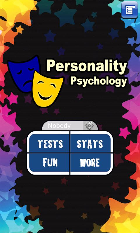 Personality Psychology Pro - screenshot