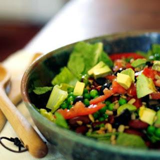 Vegan Cobb Salad.