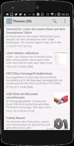 Wattblicker App-Test