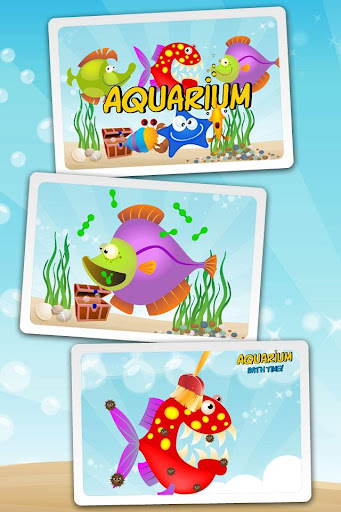 Aquarium - Fun Free Kids Game