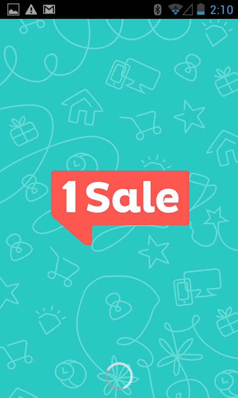 1Sale.com- screenshot