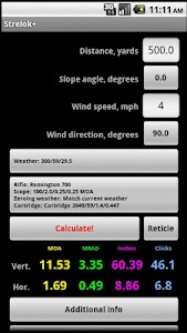 Strelok+ 4.0.8 (Paid)
