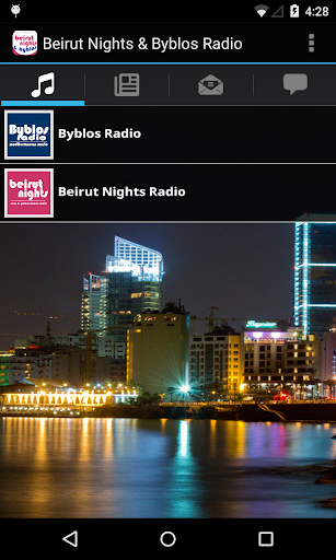 Beirut Nights Byblos Radio