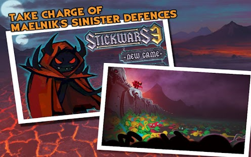 Stickwars 3 Free - screenshot thumbnail
