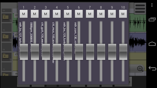 ReLoop Loop DAW- screenshot thumbnail