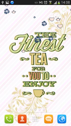 下午茶时间动态壁纸