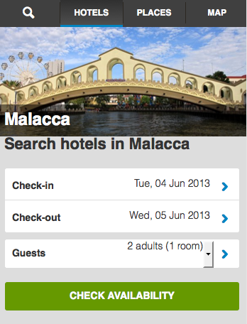 Malacca Hotels Booking Cheap