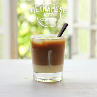 Vietnamese Iced Coffee!