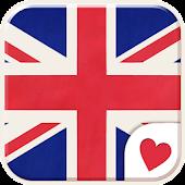 Cute wallpaper★Stylish British