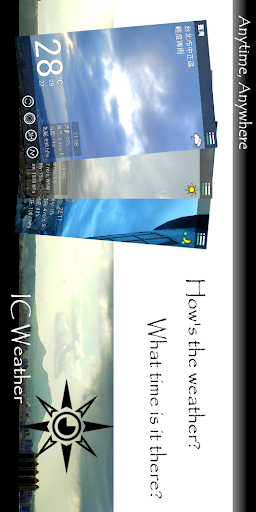IC Weather Widget - Classic