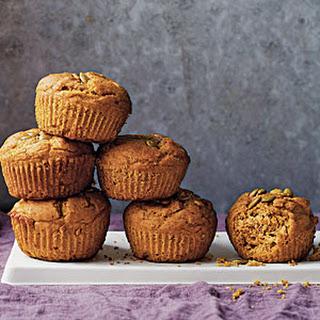 Pumpkin-Spice Muffins.