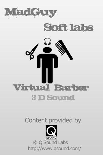 Virtual Barber Store