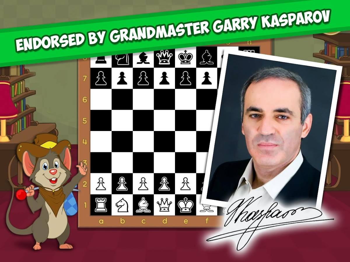 MiniChess by Kasparov- screenshot