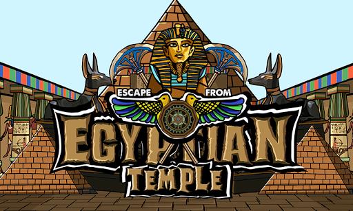 418-Escape Egyptian Temple