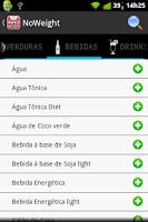 Screenshot of Reeducação Alimentar NoWeight