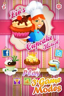 Liv's Cupcake House- screenshot thumbnail
