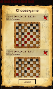 Checkers - Online- screenshot thumbnail