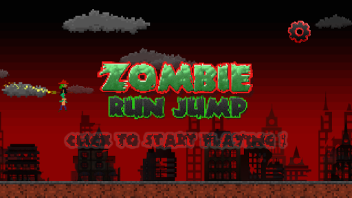 Zombie Run Jump