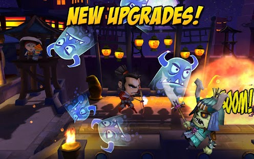 SAMURAI vs ZOMBIES DEFENSE 2 Screenshot 20