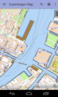 Copenhagen Offline City Map Apps on Google Play