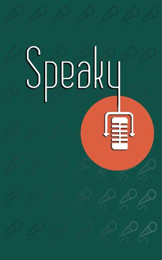 Speaky