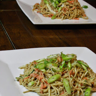 Taiwanese Cold Sesame Noodles