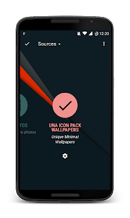 Una - Icon Pack Screenshot