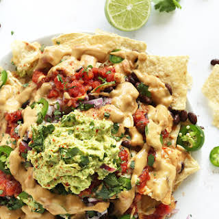 The Best Damn Vegan Nachos.