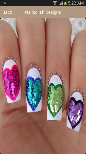玩娛樂App Nail polish Design免費 APP試玩