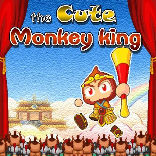 The Cute Monkey King QVGA
