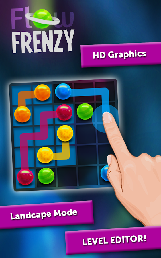 Flow Frenzy: Connect for Free - screenshot