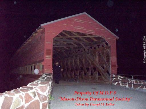 Mason Dixon Paranormal Society