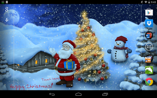 個人化必備免費app推薦|降雪世界動態壁紙線上免付費app下載|3C達人阿輝的APP