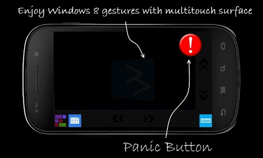 Windows 8 Controller Free - screenshot thumbnail
