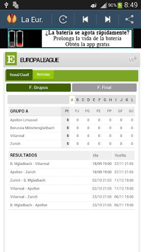 La Europa League