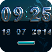Desire Digital Clock Widget
