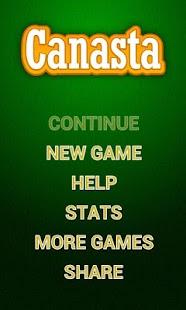 Canasta App Free