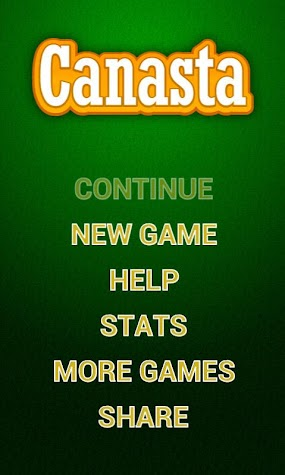 Canasta Free Screenshot