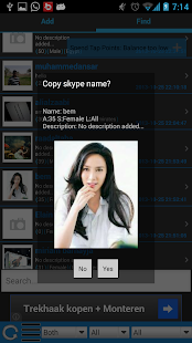 Add me on Skype - screenshot thumbnail