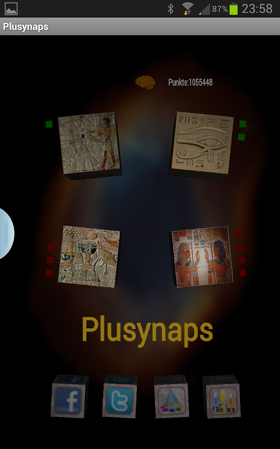 Plusynaps - screenshot