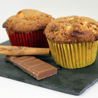 Chocolate Cinnamon Muffins